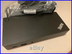 Lenovo ThinkPad USB-C Dock Gen2 90W Laptop Docking Station P/N40AS0090US