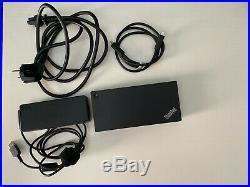 Lenovo ThinkPad USB-C Dock Gen 2 90W Docking Station für Lenovo ThinkPad