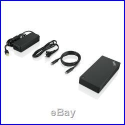 Lenovo ThinkPad USB-C Dock Gen 2 Docking Station HDMI 2 x DP P/N 40AS0090US