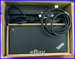 Lenovo Thinkpad USB-C Dock US 40A90090US Docking Station 40A9 DK1633 NEW IN BOX