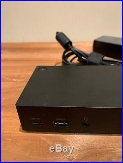 Lenovo Thinkpad USB C Docking Station Type 40A9 With PSU Model DK1633