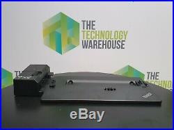Lenovo Thinkpad Ultra Laptop Docking Station 40AJ USB 3.1 USB Type-C HDMI