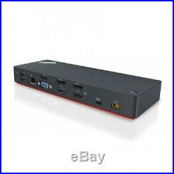 Lenovo USB Type C Docking Station for Notebook/Tablet PC 13 x USB Ports 5 x USB