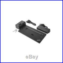 Lenovo Ultra Dock USB Type C Docking Station For Notebook 135 W 6 X Ports