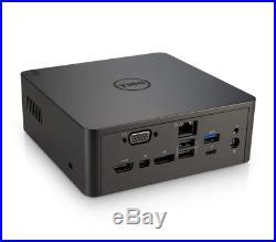 Lot 5 DELL THUNDERBOLT TB18DC DOCK DOCKING STATION USB 3.0 TYPE-C 2RRTM K16A