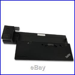 Lot of 20 Lenovo ThinkPad UltraDock Type 40A2 USB 3.0 Docking Station