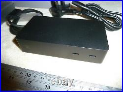MICROSOFT SURFACE DOCK 2 OFFICIAL GENUINE Docking Station USB C 4K UK PRO 7 BOOK