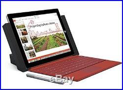 Microsoft Surface 3 Docking Station, USB 3.0, Lan, Display Port, Audio