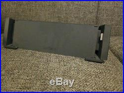 Microsoft Surface Pro 3 128GB Silver, plus Keyboard cover and docking station