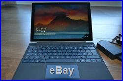 Microsoft Surface Pro 4 128GB, Wi-Fi, 12.3 inch Silver + Docking Station