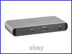 Monoprice Thunderbolt 3 Dual DisplayPort Docking Station With USB-C MFDP Support