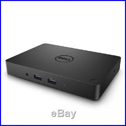 NEW Dell Dock WD15 180W Docking Station with USB C Black