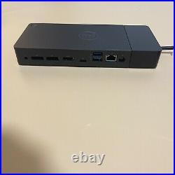NEW Dell WD19 180W Docking Station Port Replicator Black USB C Dock