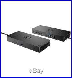 NEW Dell WD19 KXFHC Docking Station for Desktop PC 180 W USB Type C 6 x Ports