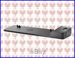NEW HP EliteBook G1,2&3 65W USB Notebook UltraSlim Docking Station (D9Y32AA#ABA)