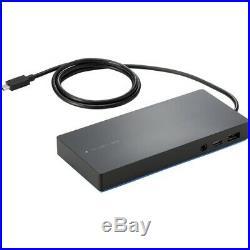 NEW HP Y0K80AA#ABA USB-C Dock Docking Station USB Type-C Port Replicator