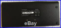 NEW! Kensington SD4600P USB-C Universal Docking Station with Power Delivery OS