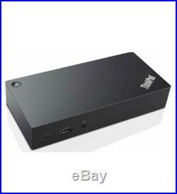 NEW LENOVO 40A90090US Lenovo Docking Station for Notebook/Tablet PC USB Type C