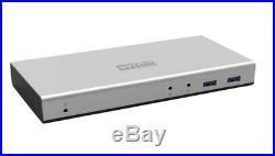 NEW USB 3.1 Type-C to Dual Video Docking Station, HDMI DVI ports