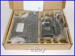 New Dell E-Port Plus II USB 3.0 Docking Station E6500 E4300 E5400 E6400 E6410