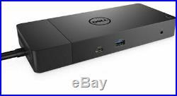 New Genuine Dell Wd19dc Dual Usb-c 240w Dock Docking Station 210-arje Npcmw