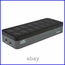 New Targus DOCK570USZ USB-C Universal Quad 4K QV4K Docking Station