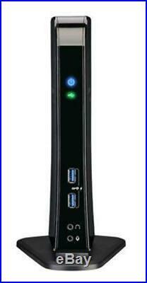 New Toshiba Dynadock U. 30 Universal Usb 3.0 Docking Station Ls- Pls Try