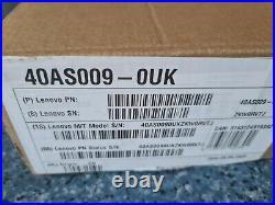 New sealed Lenovo ThinkPad USB-C Dock Gen 2 Docking Station Black (40AS0090UK)