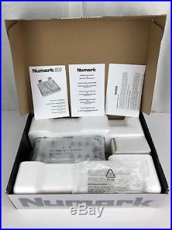 Numark iDJ iPod 2-Channel Mixer 2 Universal iPod Docking Stations-Compact-Mobile