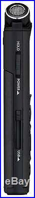 OLYMPUS Linear PCM Recorder LS-P4 Black 8GB FLAC High res 3MIC From Japan New