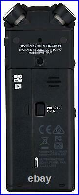 OLYNPUS Linear PCM recorder LS-P4 black BLK 8GB FLAC compatible high res JAPAN