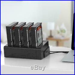 ORICO 2.5/3.5 SATA HDD Hard Drive Disk Docking Station R5J1 Case USB3 X8O2 N8T5