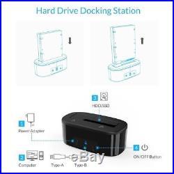 ORICO 3.5/2.5 inch HDD /SSD Docking Station USB 3.0 For SATA Hard Drive