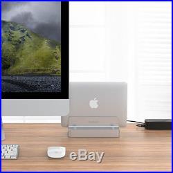ORICO Aluminum USB Type-C Universal Docking Station Macbook Pro HDMI Ethernet 4K