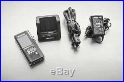 Olympus DS-7000 Digital Voice Recorder with Power Supply & Docking Station