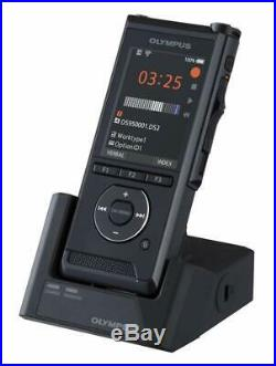 Olympus DS-9500 Digital Voice Recorder with ODMS Software (Black)