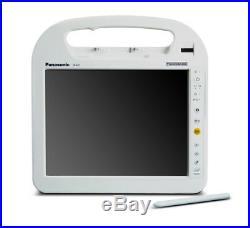 Panasonic CF-H1 Windows Tablet-PC 10,1 Zoll / 2 GB / 80GB + Dockingstation