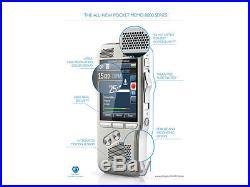 Philips DPM8000 Digital Pocket Memo Digital Voice Recorder Authorized Dealer