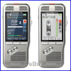 Philips DPM8000 Digital Voice recorder with 2 years warranty. Brand NEW