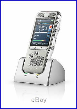 Philips DPM8100 Digital Voice recorder with 2 years warranty. Brand NEW