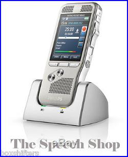 Philips DPM8200 Digital Pocket Memo/ Dictaphone 2 Years Warranty