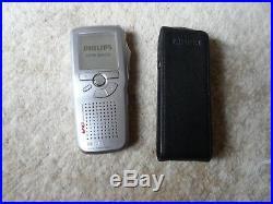Philips Digital Pocket Memo 9600 digital voice recorder Part Code LFH9600