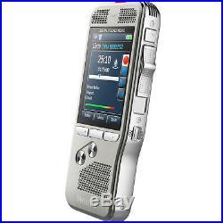 Philips Digital Pocket Memo DPM8000 (LFH-8000) Digital Voice Recorder Open Box