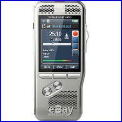 Philips Digital Pocket Memo DPM8000 (LFH-8000) NEW Digital Voice Recorder