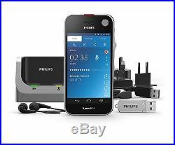 Philips PSP2200 SpeechAir Smart Voice Recorder & SpeechExec Pro Dictate Software