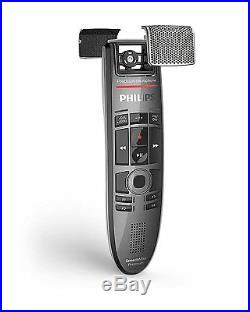 Philips SpeechMike Premium Touch SMP3700 Push Button Handheld Microphone New