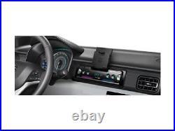 Pioneer SPH-20DAB Autoradio DAB BT Set für Renault Megane III 2008-2014 schwarz