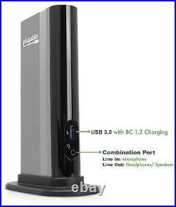 Plugable Thunderbolt 3 4K Docking Station for MacBook Pro / Windows