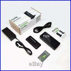 Plugable USB C Docking Station With Charging For Thunderbolt 3 & USB-C MacBooks