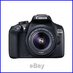 Reflex Camera Canon Eos1300d Ef-s III